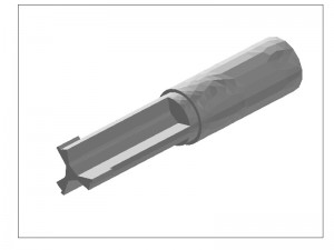 Schematic view cutting tool